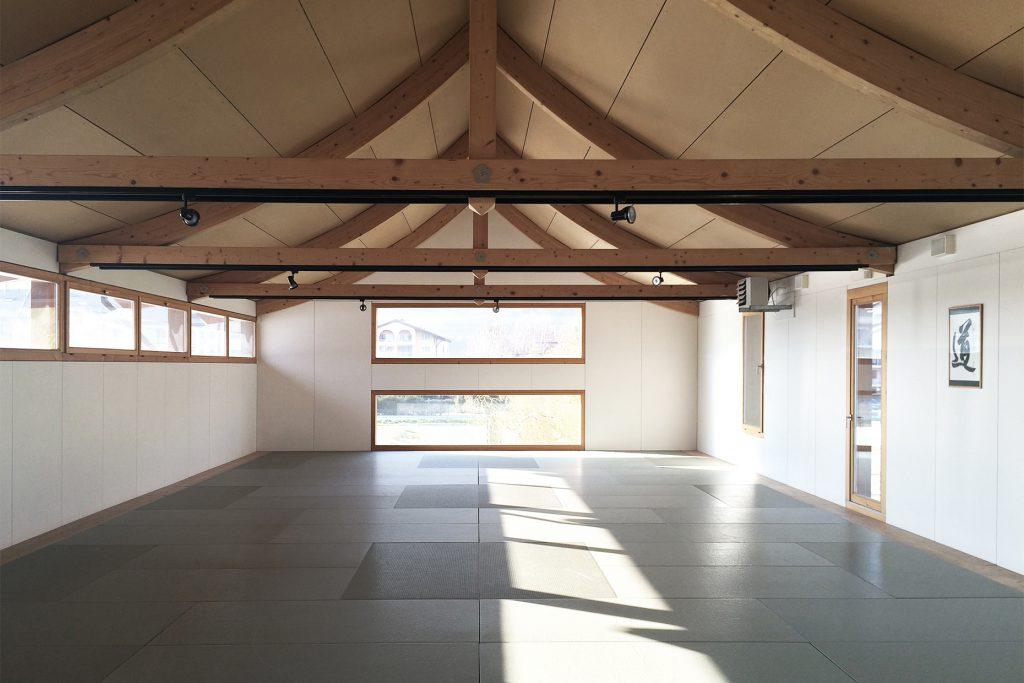 Location salle cours arts martiaux Saillon