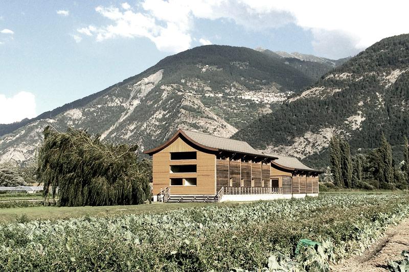 Location salle Valais